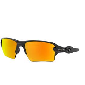 Oakley Flak 2.0 XL Pyöräilylasit, polished black/prizm ruby polarized